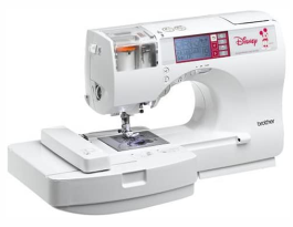 Brother SE270D Computerized Sewing and Embroidery Machine