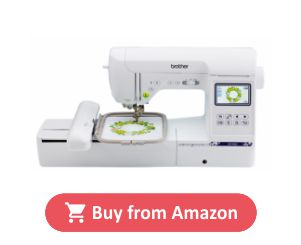 SE1900 Embroidery and Sewing Machine