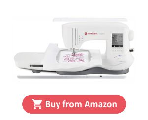Best Singer SE300 Legacy Embroidery and Sewing Machine