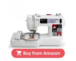 Best Embroidery Machine for Home Business PE540d