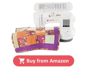 Best Embroidery Machine for Home Business Singer Legacy SE300 Pr