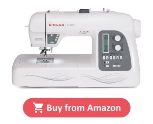 Best Embroidery Machine for Home Business SingerXL550