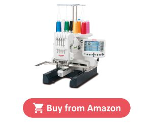 Best Embroidery Machine for Home Business janome MB4s