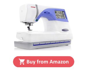 Janome 9500 product